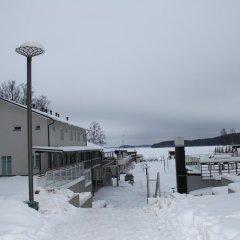 Отель Marina Village 6 E Финляндия, Лаппеэнранта - отзывы, цены и фото номеров - забронировать отель Marina Village 6 E онлайн спортивное сооружение
