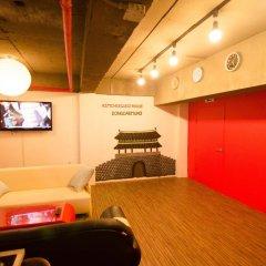 Отель Hong Guesthouse Dongdaemun Южная Корея, Сеул - отзывы, цены и фото номеров - забронировать отель Hong Guesthouse Dongdaemun онлайн спа фото 2