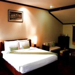Отель Luang Prabang Residence (The Boutique Villa) комната для гостей