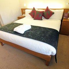 Отель Ambassadors Bloomsbury 4* Номер Делюкс с различными типами кроватей фото 3