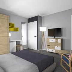InnCity Hotel by Picnic 3* Стандартный номер с различными типами кроватей фото 9