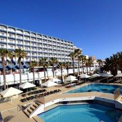 Qawra Palace Hotel 4* Стандартный номер с различными типами кроватей фото 4