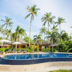 Отель Anahata Resort Samui (Old The Lipa Lovely) Таиланд, Самуи - отзывы, цены и фото номеров - забронировать отель Anahata Resort Samui (Old The Lipa Lovely) онлайн бассейн фото 3