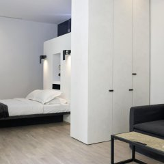 Отель innAthens 4* Стандартный номер с различными типами кроватей фото 8