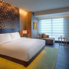 Отель Park Hyatt Guangzhou 5* Стандартный номер с различными типами кроватей