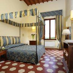 Отель Villa Sabolini 4* Стандартный номер с различными типами кроватей фото 9