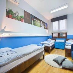 Hostel Bureau Стандартный номер с различными типами кроватей (общая ванная комната) фото 6