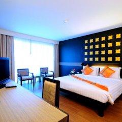 Crystal Palace Hotel 4* Номер Делюкс с различными типами кроватей фото 10