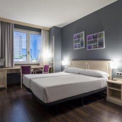 Отель ILUNION Bel-Art 4* Стандартный номер с различными типами кроватей фото 9