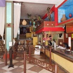 Hotel Club Del Sol Acapulco гостиничный бар