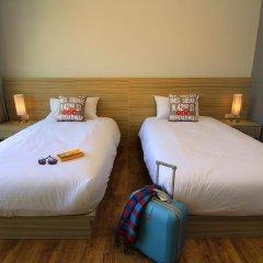 Отель The Fusion Resort 3* Улучшенный номер с 2 отдельными кроватями фото 5