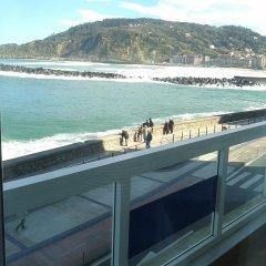 Отель Pension Itxasoa Испания, Сан-Себастьян - отзывы, цены и фото номеров - забронировать отель Pension Itxasoa онлайн балкон