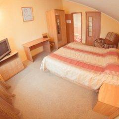 Гостиница Эдельвейс Люкс с двуспальной кроватью фото 16