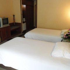 Pattaya Garden Hotel 3* Номер Делюкс с различными типами кроватей фото 2