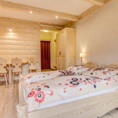 Отель Willa Vera Польша, Закопане - отзывы, цены и фото номеров - забронировать отель Willa Vera онлайн комната для гостей фото 4