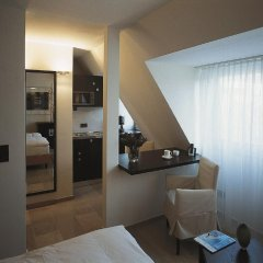 Апартаменты BURNS Art Apartments в номере