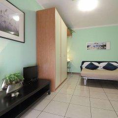 Отель Residence Leopoldo 3* Студия с различными типами кроватей фото 3