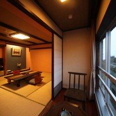 Отель Fukudaya Ундзен балкон