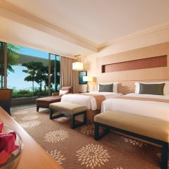 Отель Marina Bay Sands комната для гостей фото 5