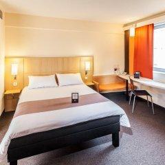 Отель ibis Praha Wenceslas Square 3* Стандартный номер с различными типами кроватей