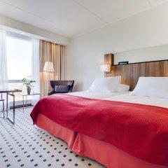 Radisson Blu Scandinavia Hotel, Copenhagen 4* Стандартный номер с различными типами кроватей фото 3