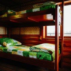 Гостиница Дебаркадер базы отдыха Мастер Номер категории Эконом с различными типами кроватей фото 3