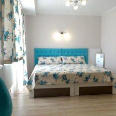 Апартаменты White Rose Apartments Стандартный семейный номер разные типы кроватей фото 2