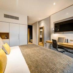 Apex City of Glasgow Hotel 4* Стандартный номер с двуспальной кроватью фото 11