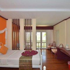 Отель Krabi Success Beach Resort 4* Улучшенный номер с различными типами кроватей фото 4