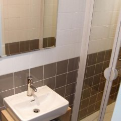 Отель WANZ'inn Design Appartements Австрия, Вена - отзывы, цены и фото номеров - забронировать отель WANZ'inn Design Appartements онлайн ванная фото 2
