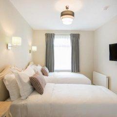 Отель Docklands Lodge London 3* Улучшенный номер с 2 отдельными кроватями фото 4