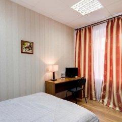 Гостиница Три мушкетёра Номер категории Эконом с различными типами кроватей фото 7