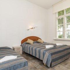 Aquamarine Pirita Hotel 3* Стандартный номер с разными типами кроватей (общая ванная комната) фото 2