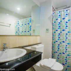 Green Harbor Patong Hotel 2* Стандартный номер двуспальная кровать фото 17