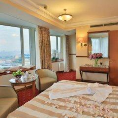 Гостиница Золотое кольцо 5* Полулюкс с двуспальной кроватью фото 4