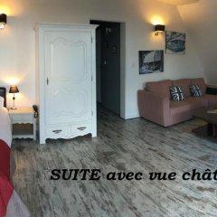 Отель Les Terrasses De Saumur 3* Люкс фото 6