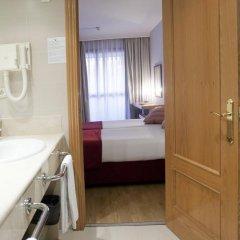Отель Aparto Suites Muralto Улучшенные апартаменты с различными типами кроватей фото 9