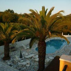 Отель Jovana Греция, Корфу - отзывы, цены и фото номеров - забронировать отель Jovana онлайн бассейн фото 2