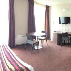 Отель Orion Paris Haussman 3* Студия с различными типами кроватей фото 6