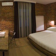 Дизайн-отель Brick 4* Номер Делюкс с различными типами кроватей