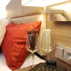 Dom Hotel Am Römerbrunnen 3* Номер Делюкс с различными типами кроватей фото 14
