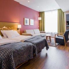 Отель Hotell Bondeheimen 3* Номер Делюкс с различными типами кроватей фото 7