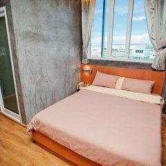 Отель Chaphone Guesthouse 2* Улучшенный номер с разными типами кроватей