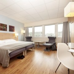 Отель Scandic Sjølyst 3* Стандартный номер с различными типами кроватей фото 4