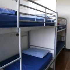 Отель Bunk Backpackers Кровать в общем номере с двухъярусной кроватью фото 18