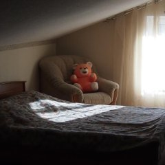 Апартаменты на Банном комната для гостей фото 5