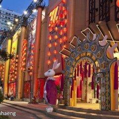 Отель The Fuse Таиланд, Бангкок - отзывы, цены и фото номеров - забронировать отель The Fuse онлайн спортивное сооружение