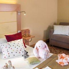 Hotel Lyon Métropole 4* Семейные апартаменты с двуспальной кроватью фото 7