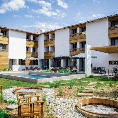 Отель Restaurant Santiago Франция, Хендее - отзывы, цены и фото номеров - забронировать отель Restaurant Santiago онлайн фото 9