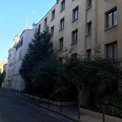 Отель Nouveau Paris Park Париж вид на фасад фото 2